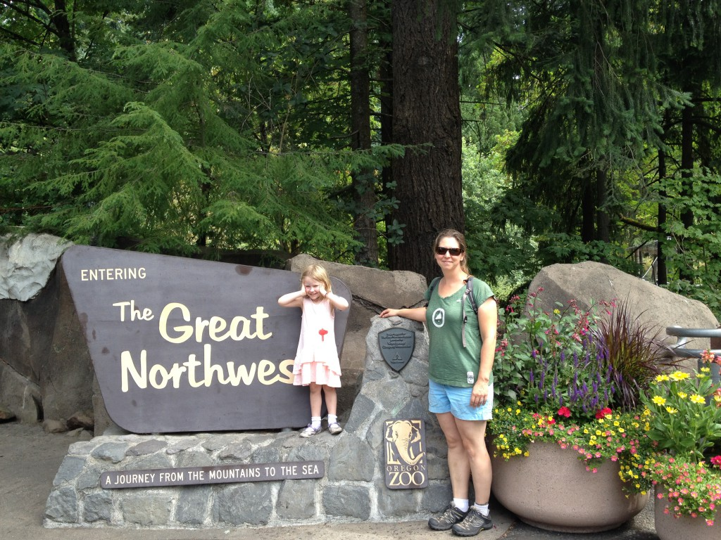 The Great Northwest.
